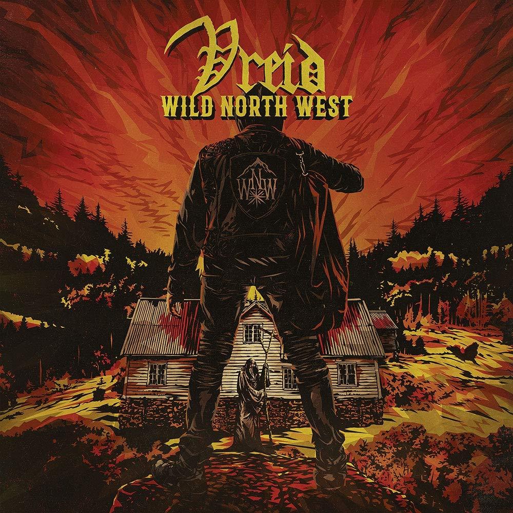 Vreid – Wild North West (2021) [FLAC]