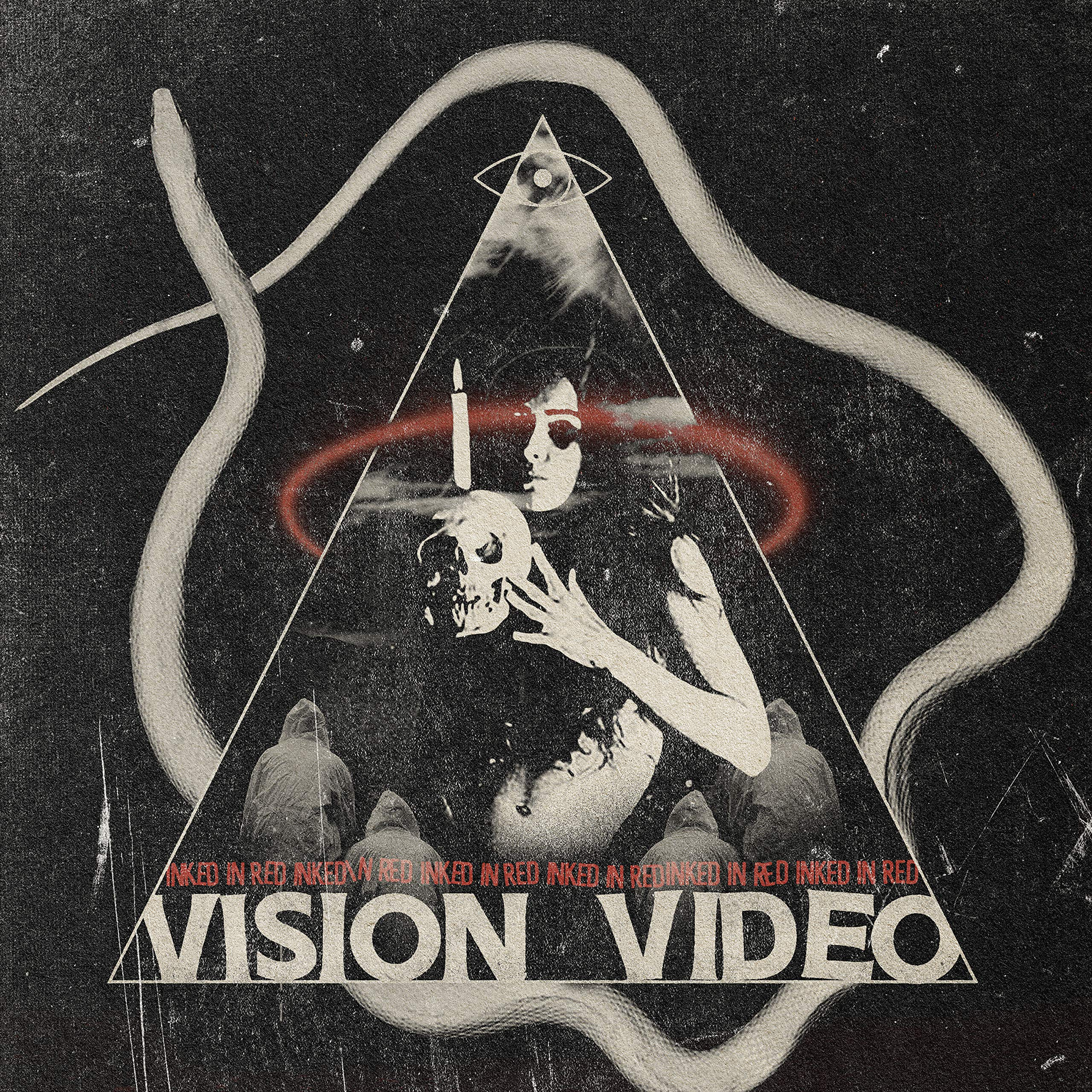 Video Vision – Inked In Red (2021) [FLAC]