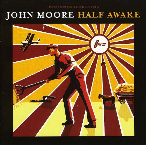 John Moore – Half Awake (2005) [FLAC]