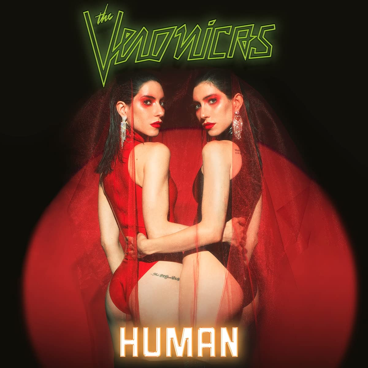 The Veronicas – HUMAN (2021) [FLAC]