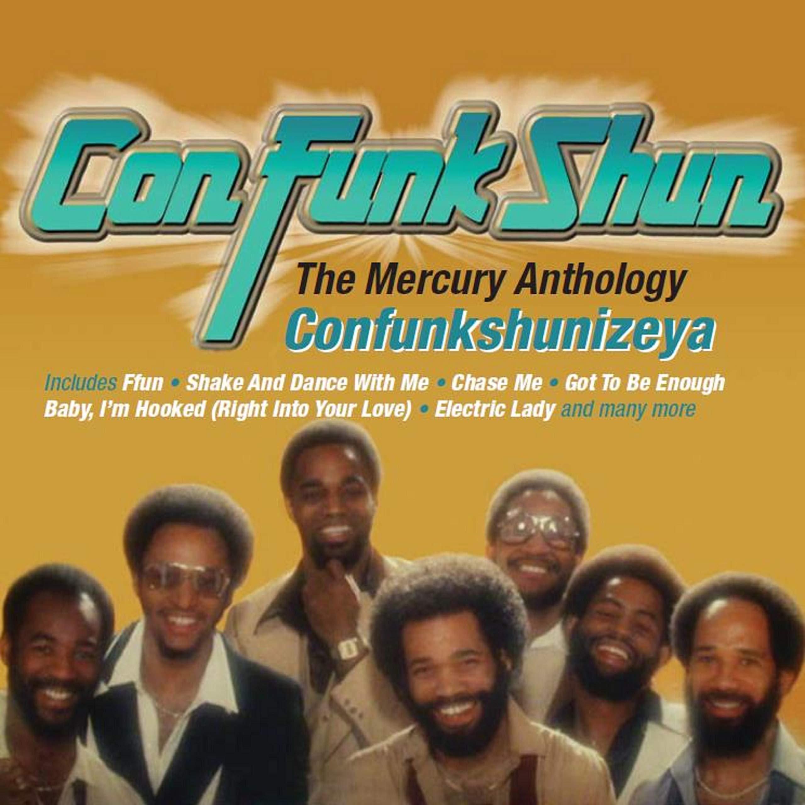 Con Funk Shun – Confunkshunizeya  The Mercury Anthology (2020) [FLAC]