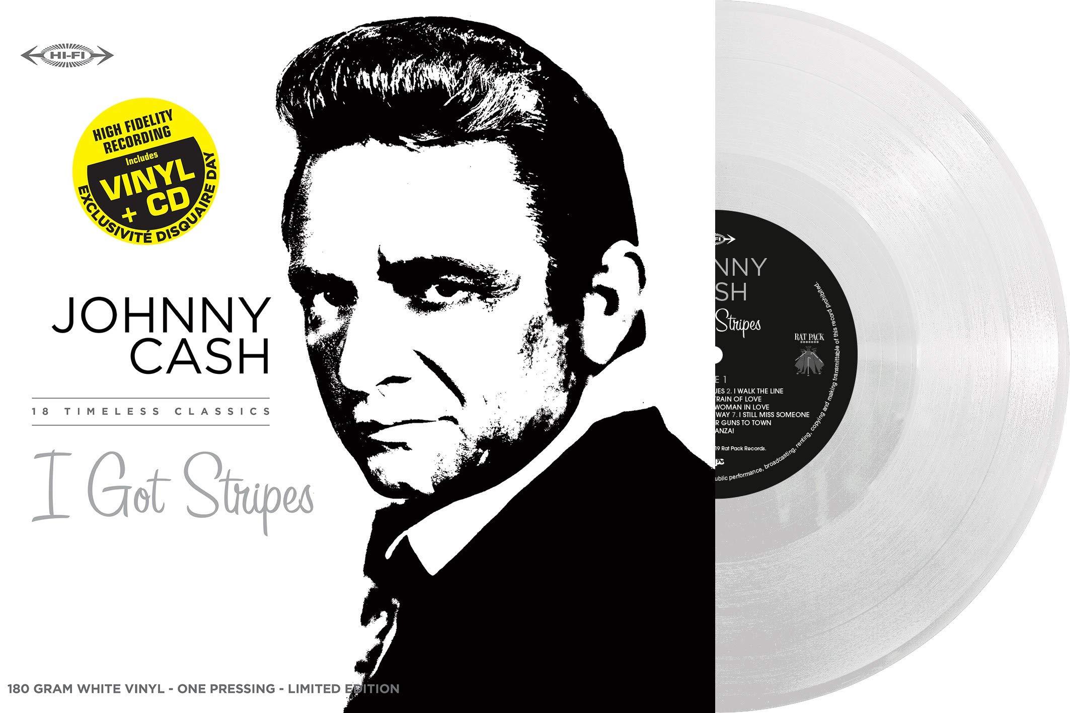 Johnny Cash – I Got Stripes (2019) [FLAC]
