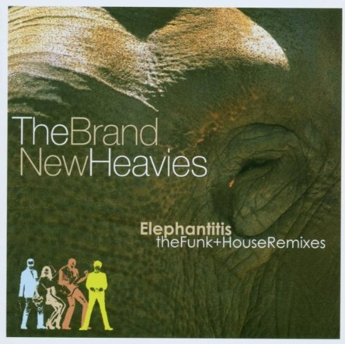 The Brand New Heavies - Elephantitis The Funk And House Remixes (2007) [FLAC] Download