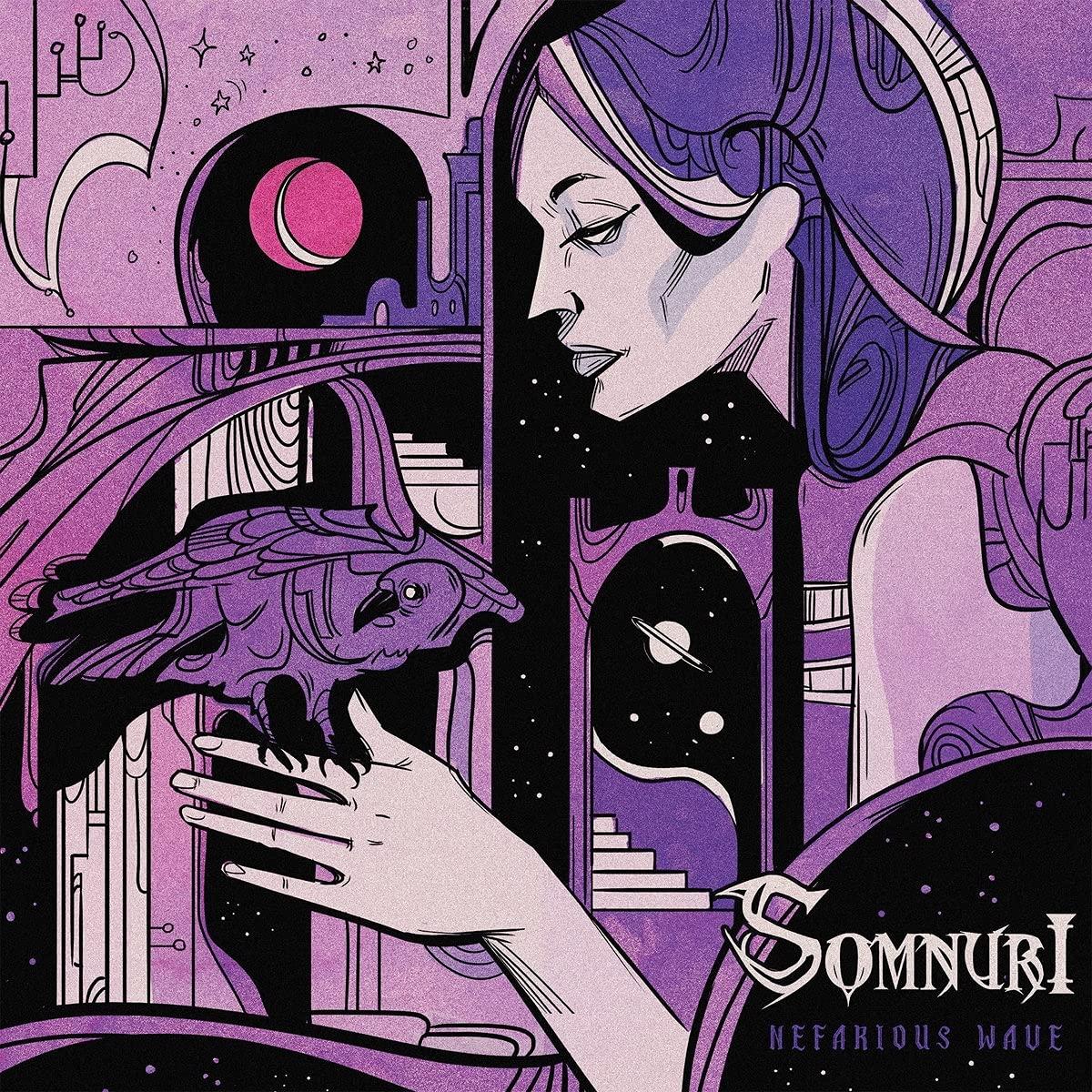 Somnuri - Nefarious Wave (2021) [FLAC] Download