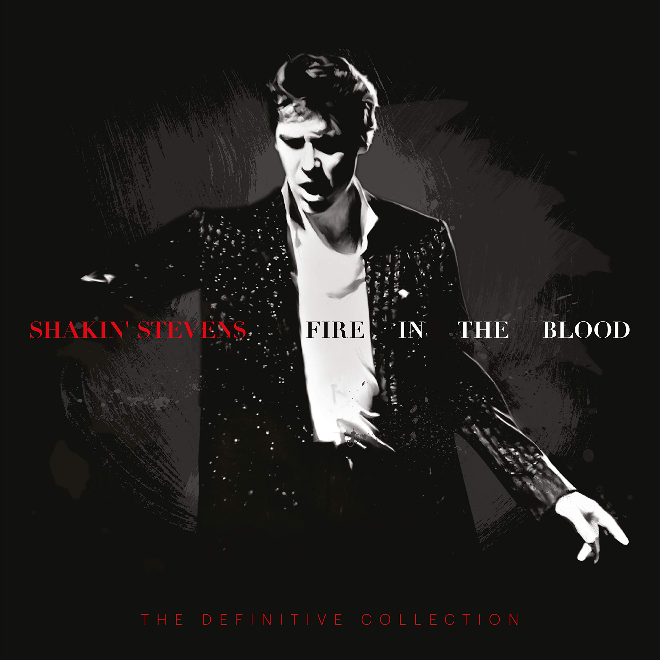 Shakin' Stevens - Fire In The Blood  The Definitive Collection (2020) [FLAC] Download