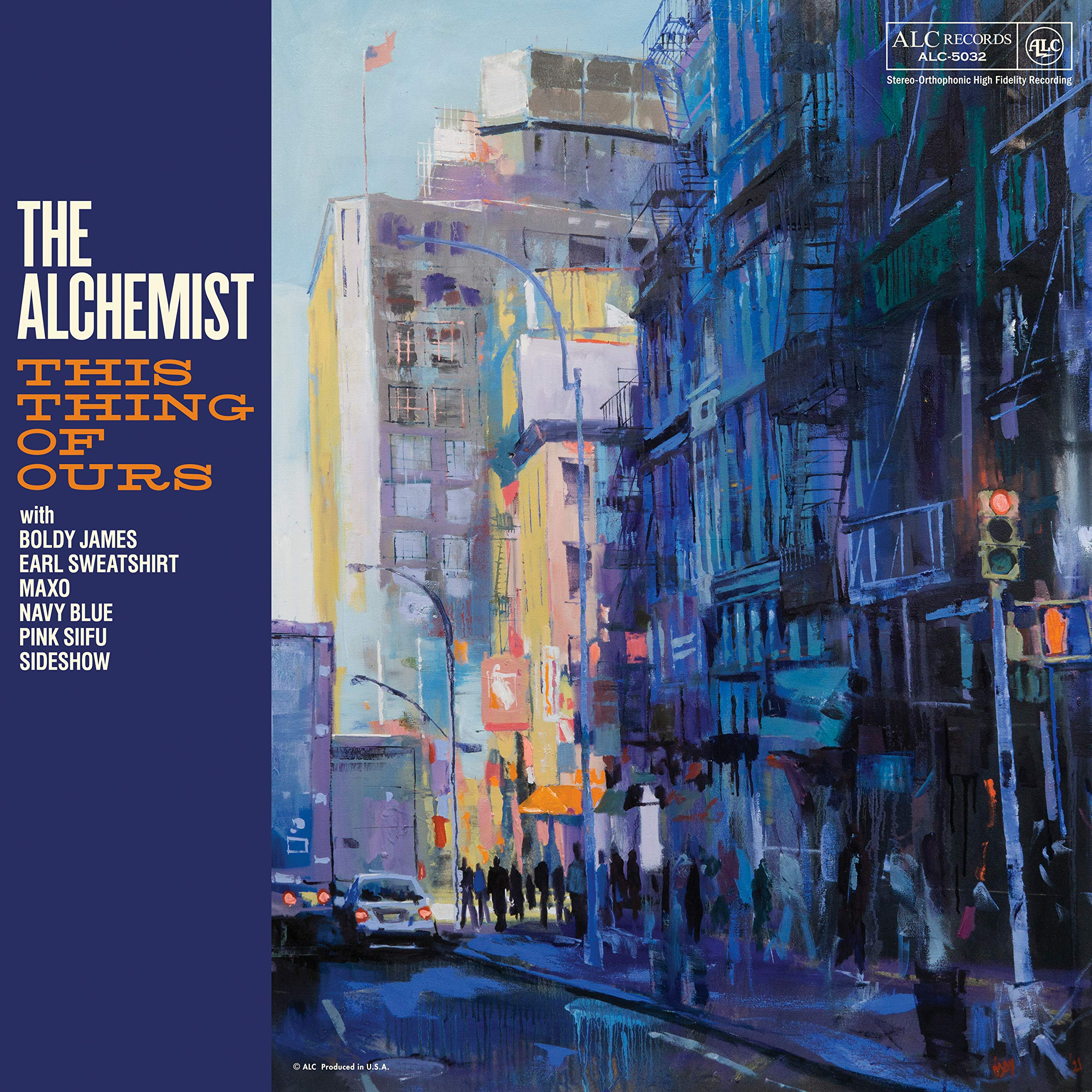 The Alchemist - This Thing Of Ours (2021) [FLAC] Download