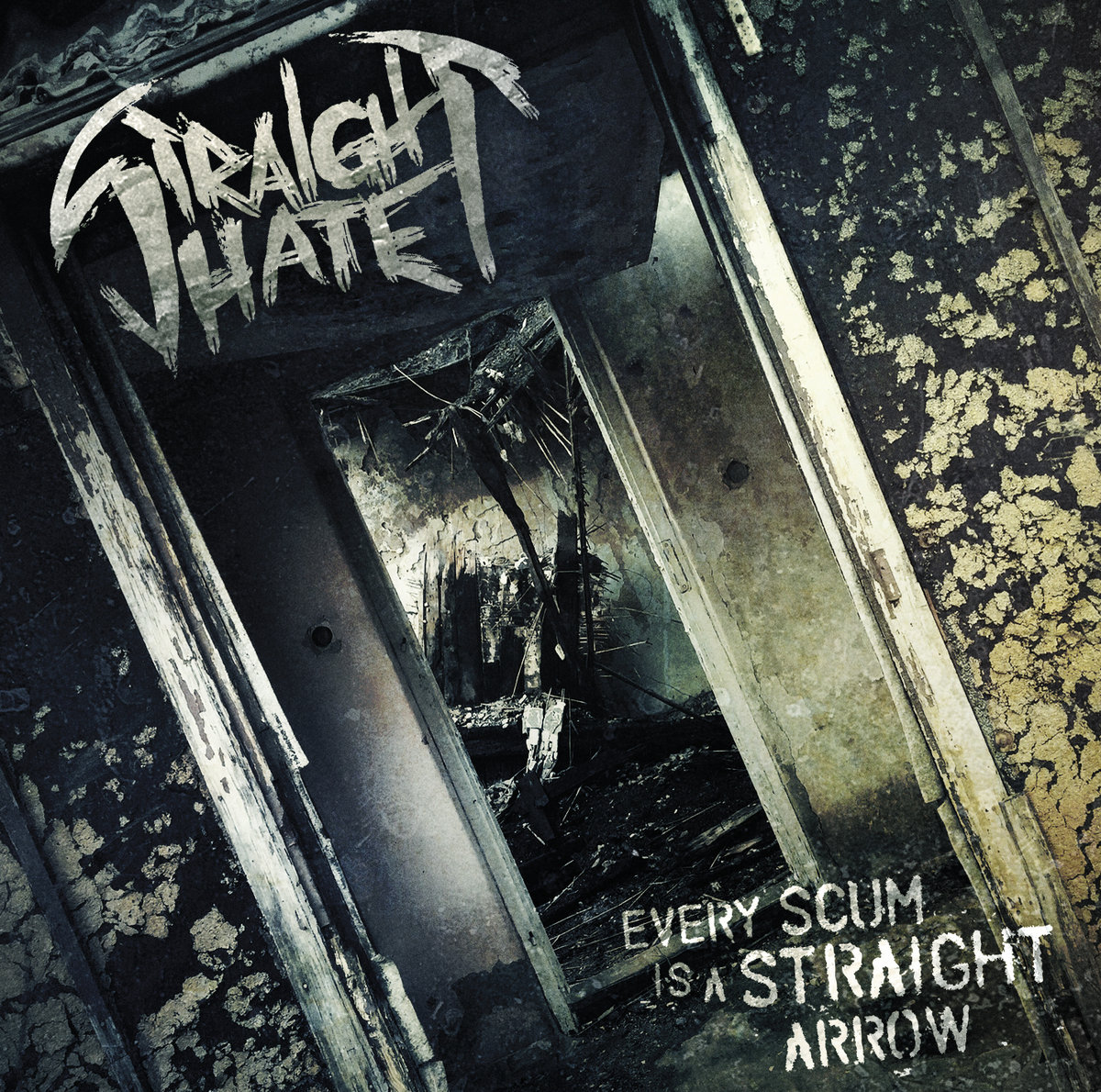 Straight Hate – Every Scum Is a Straight Arrow (2016) [FLAC]