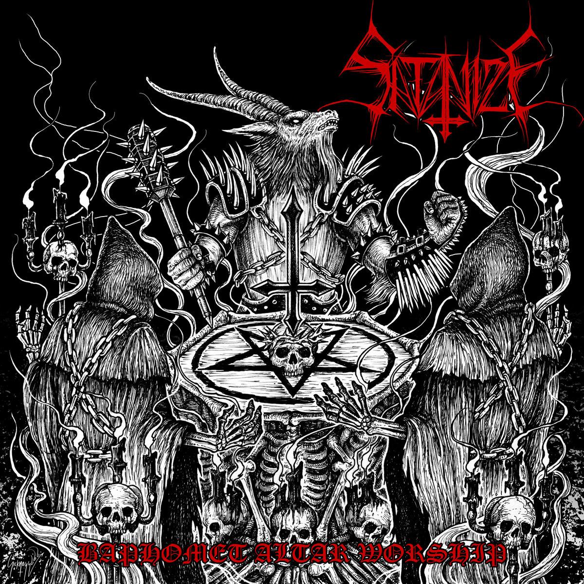 Satanize - Baphomet Altar Worship (2021) [FLAC] Download