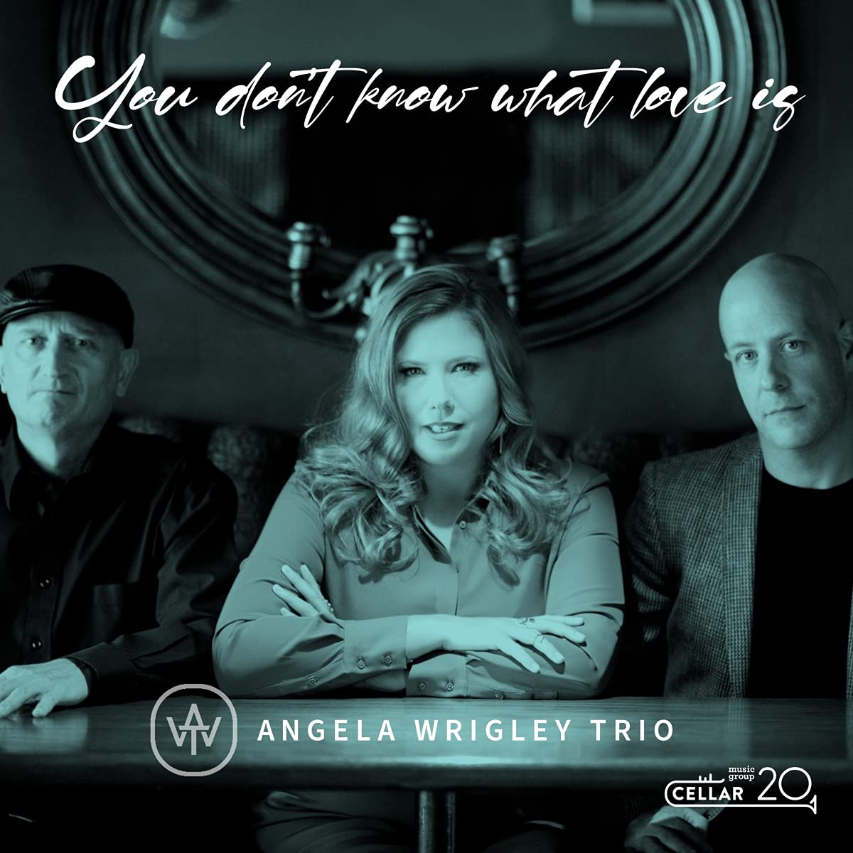Angela Wrigley Trio - You Don't Know What Love Is (2021) [FLAC] Download