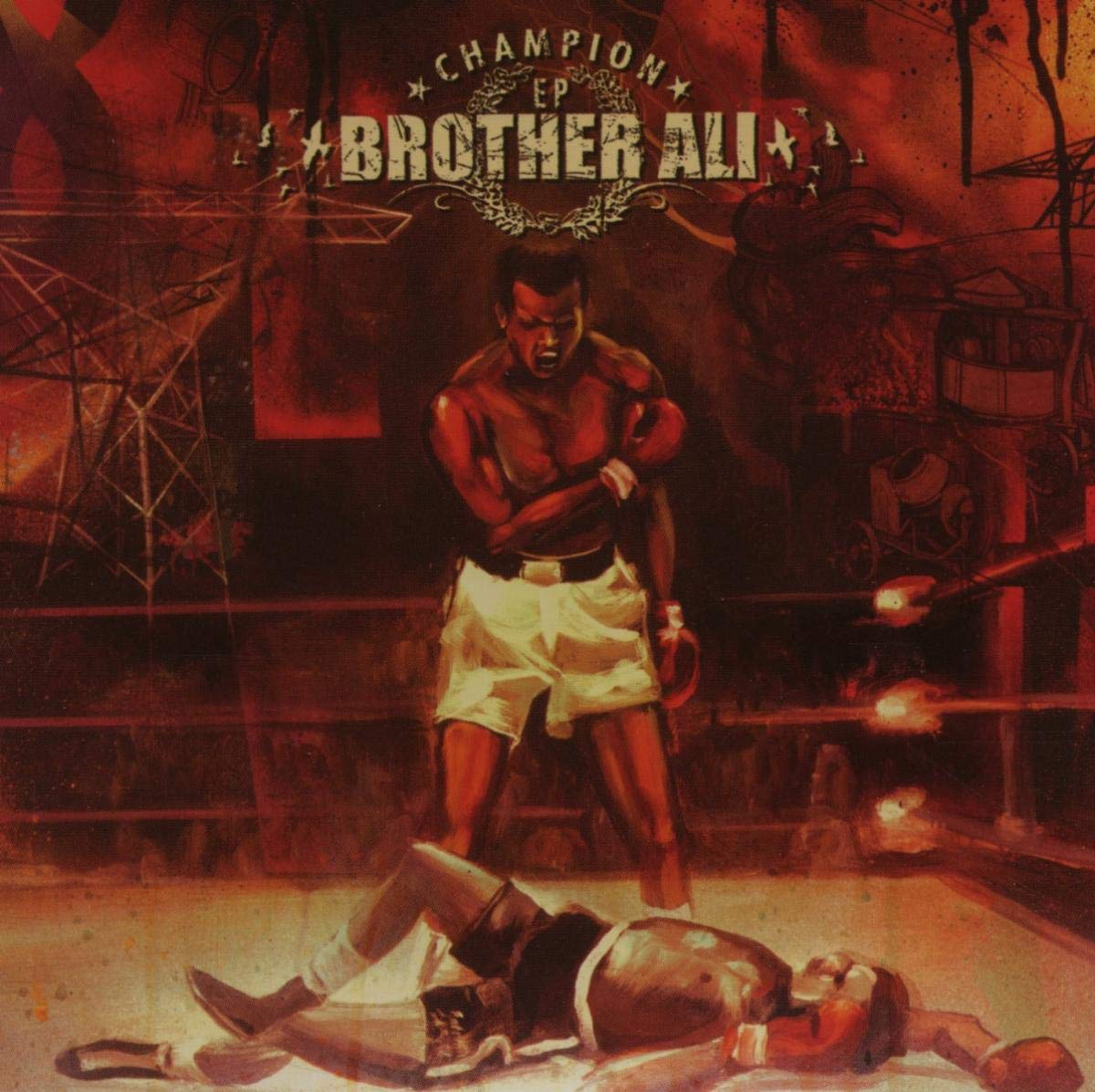 Brother Ali - Champion (2004) [FLAC] Download