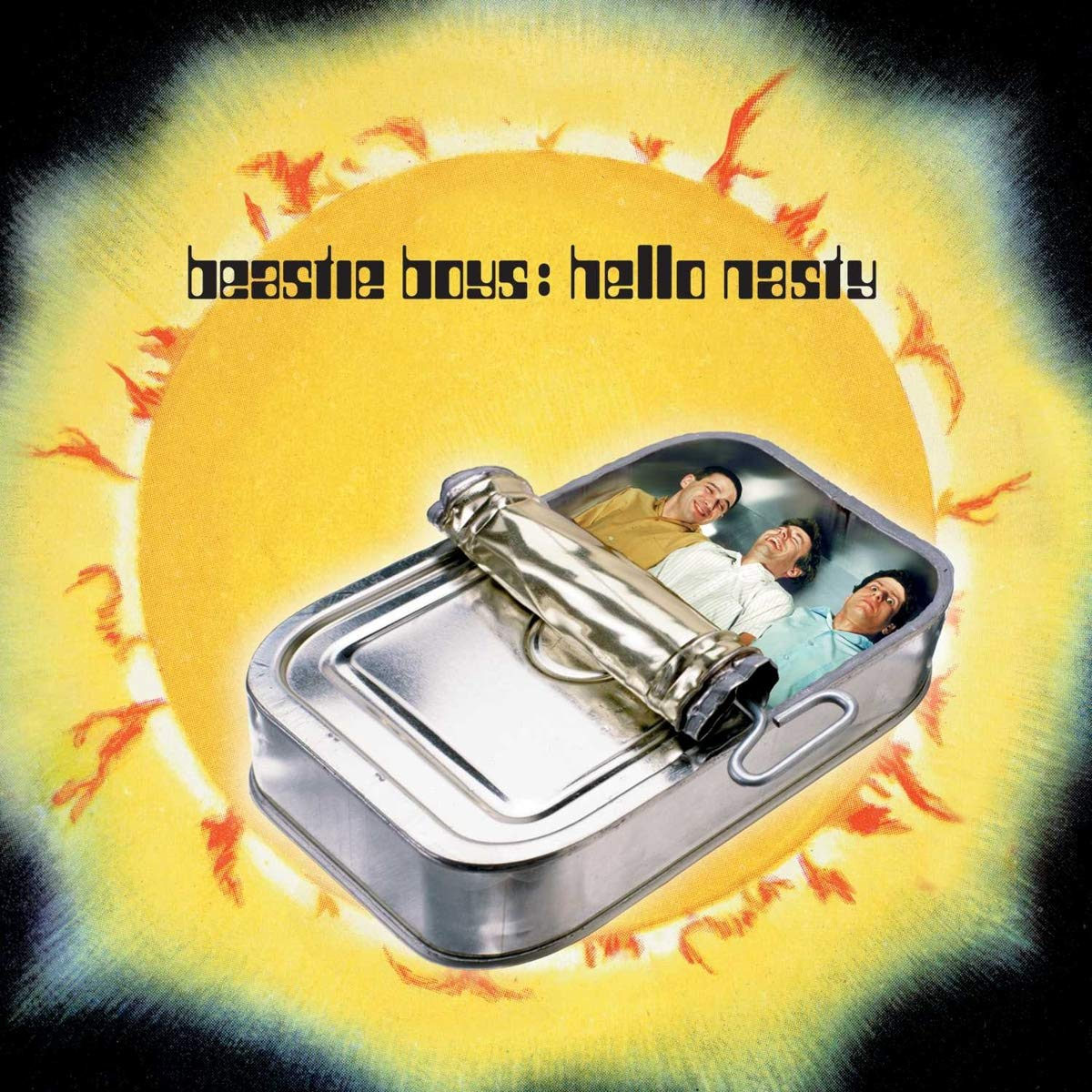 Beastie Boys - Hello Nasty (2009) [FLAC] Download