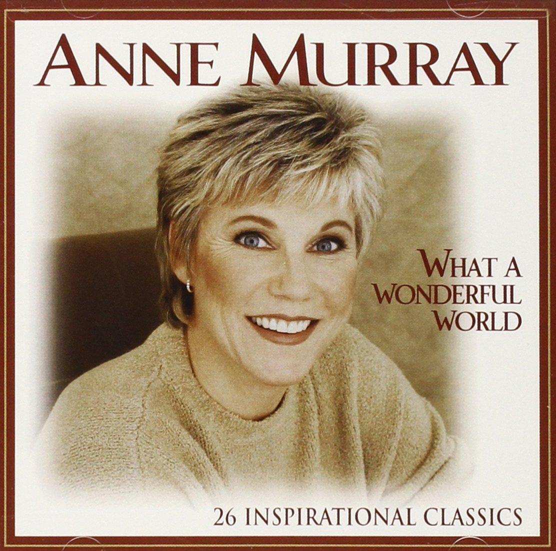 Anne Murray - What A Wonderful World (1999) [FLAC] Download