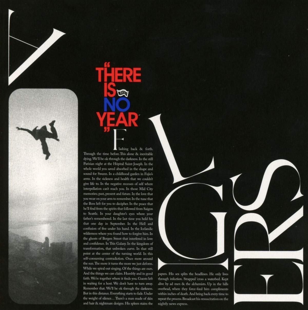 Algiers - There Is No Year (2020) [FLAC] Download