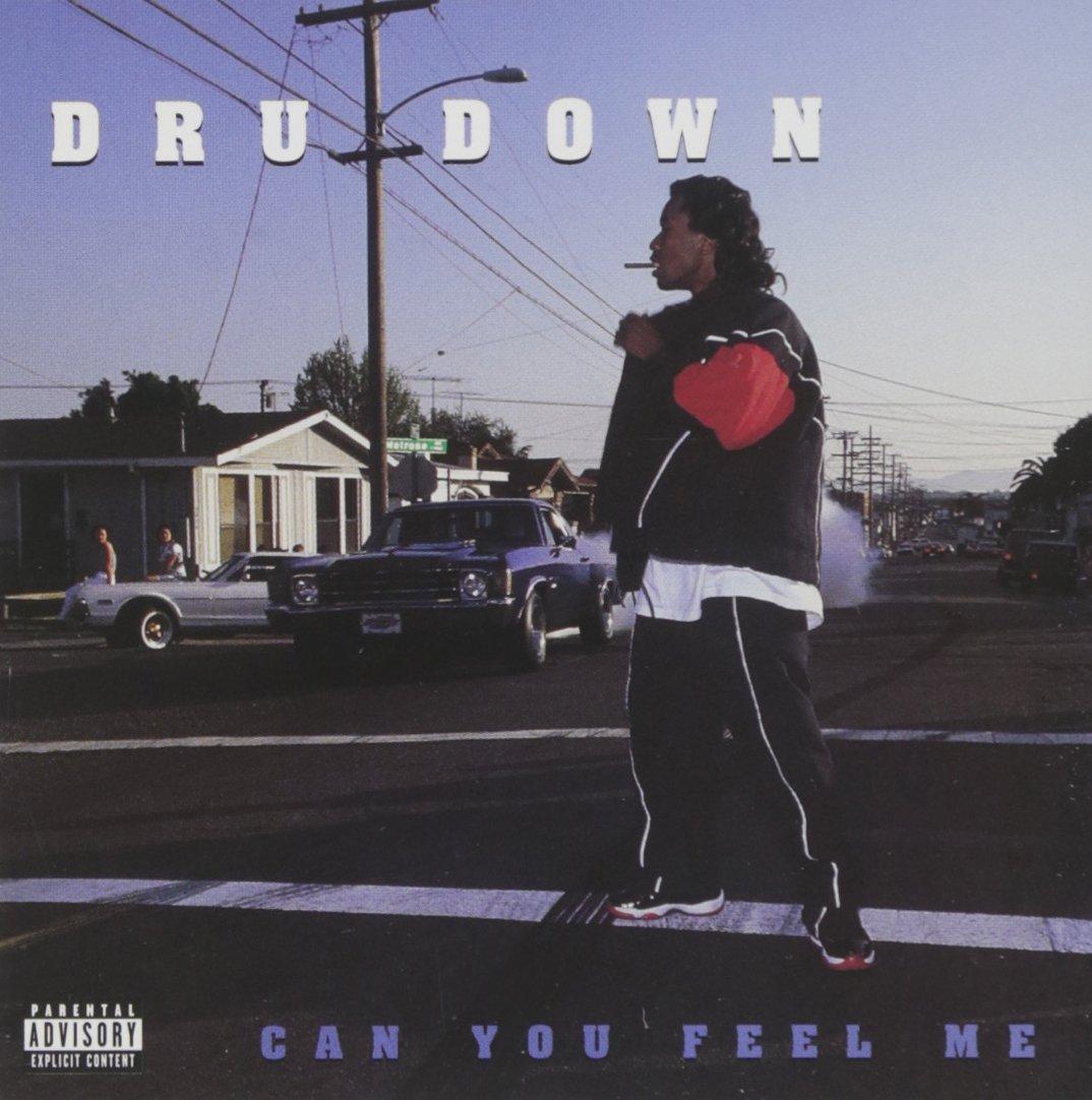 Dru Down – Can You Feel Me (1996) [FLAC]