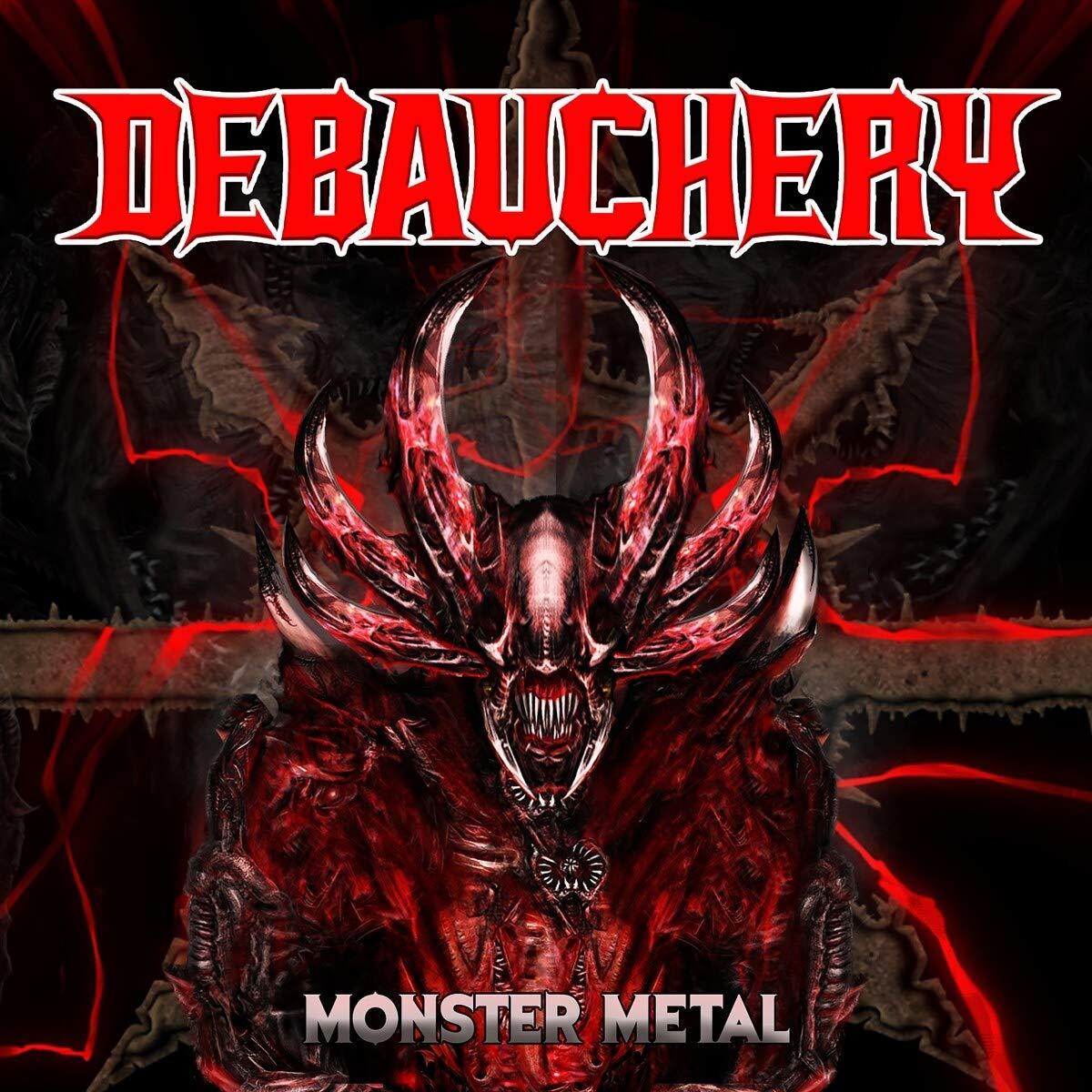 Blood God – Monster Metal (2021) [FLAC]