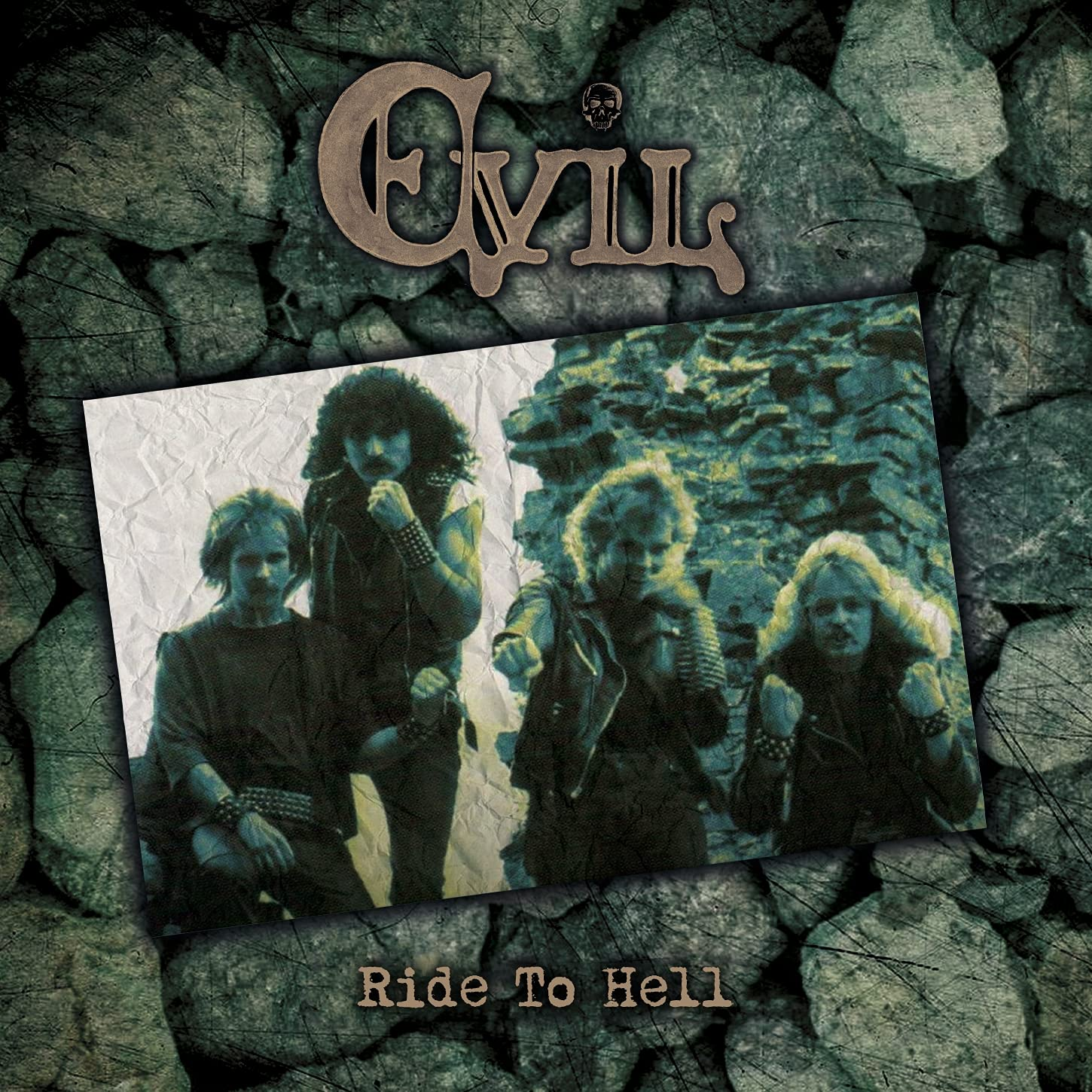 Evil – Ride To Hell (2021) [FLAC]