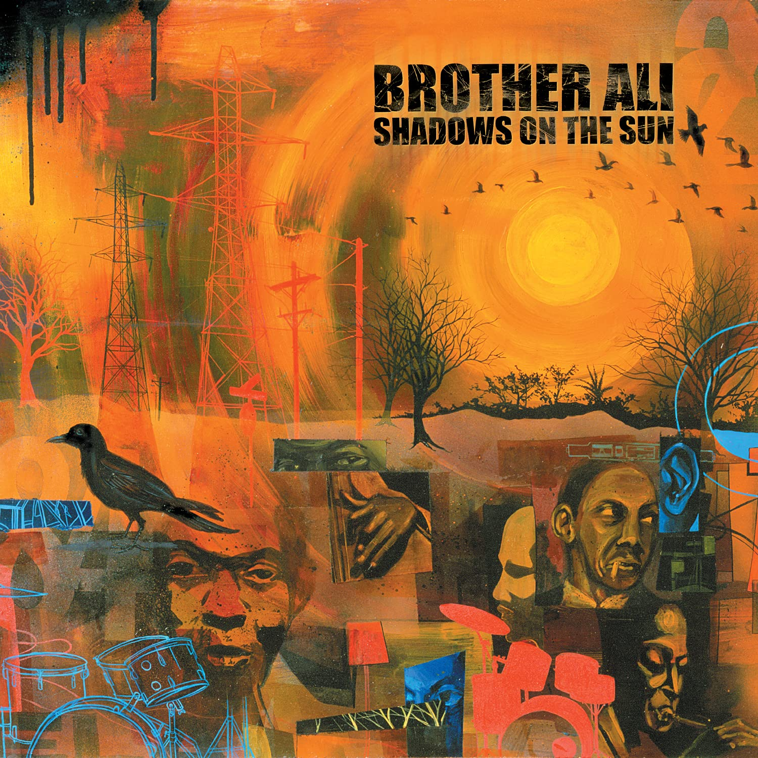 Brother Ali - Shadows On The Sun (2003) [FLAC] Download