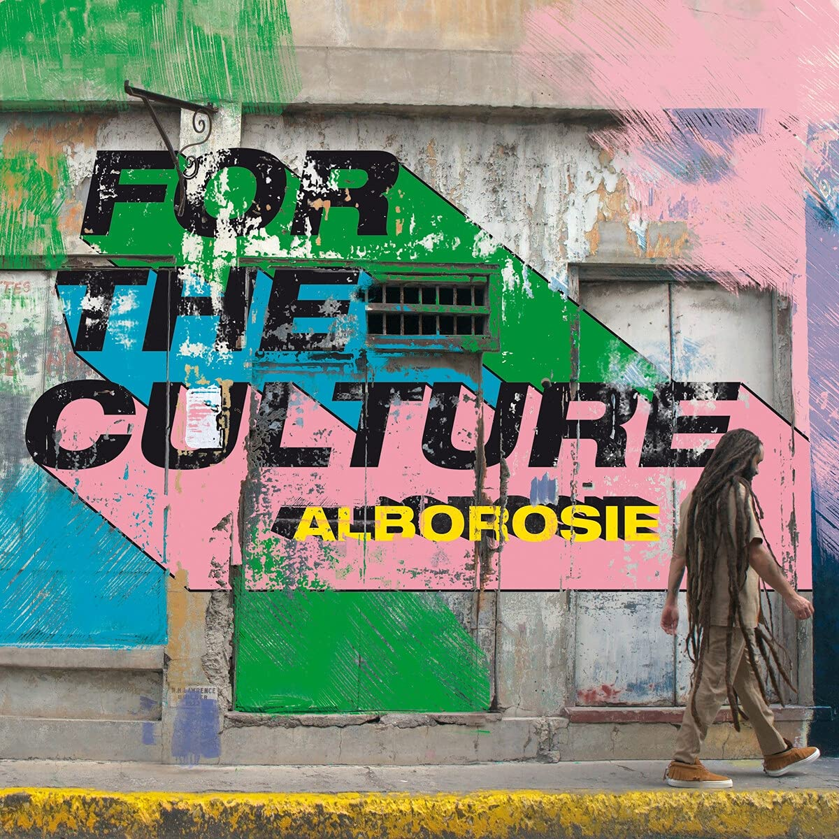 Alborosie - For The Culture (2021) [FLAC] Download