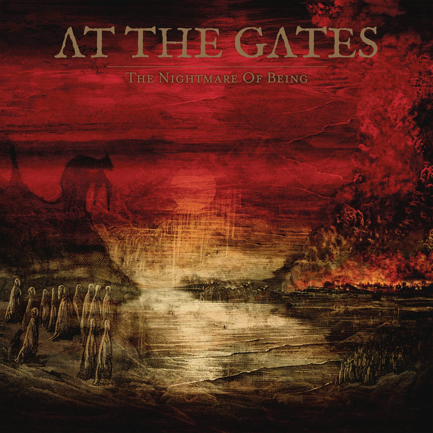 At The Gates - The Nightmare Of Being (2021) [FLAC] Download