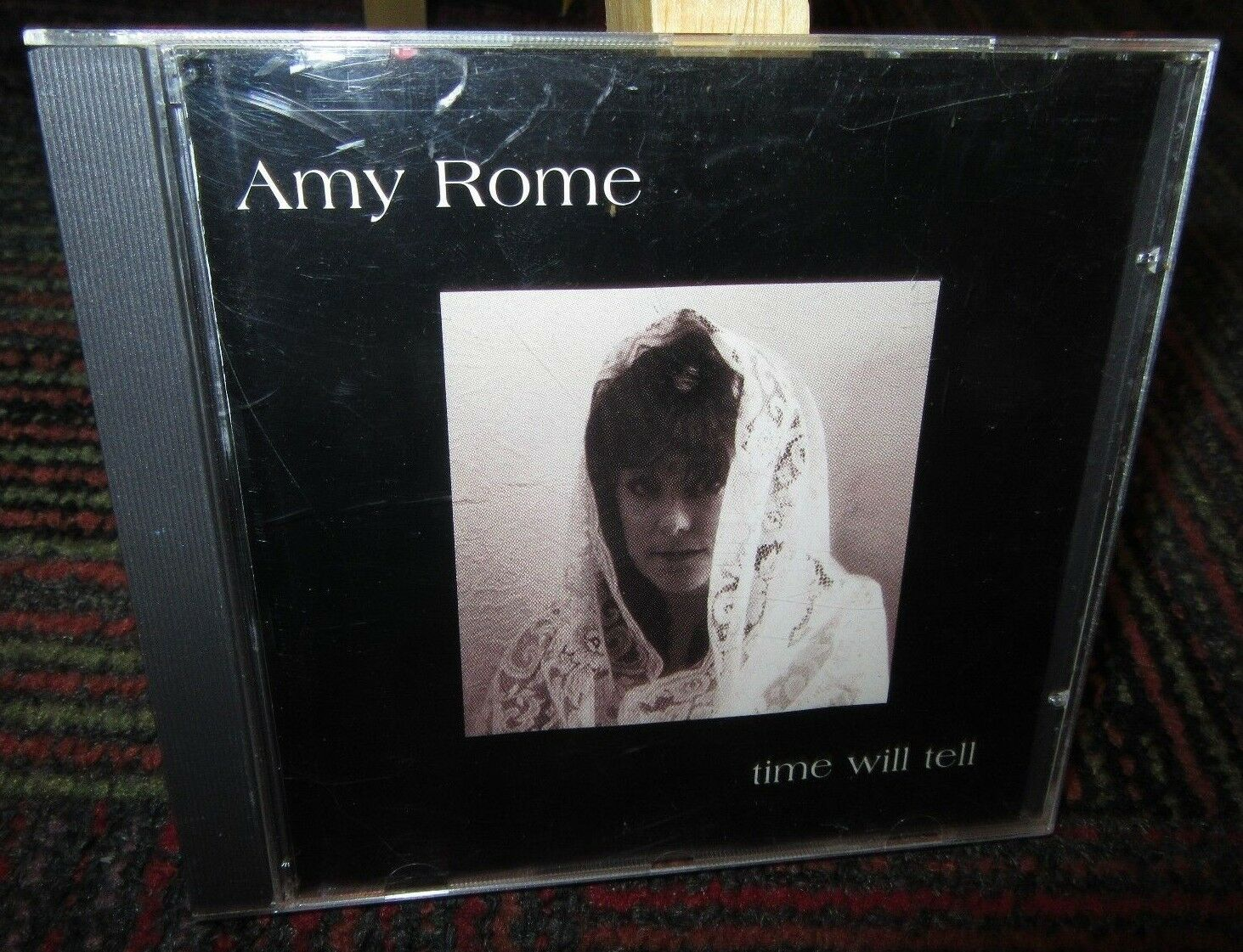 Amy Rome - Time Will Tell (1998) [FLAC] Download