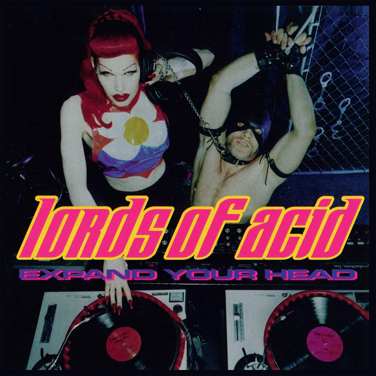 Lords Of Acid – Expand Your Head (2021) [FLAC]