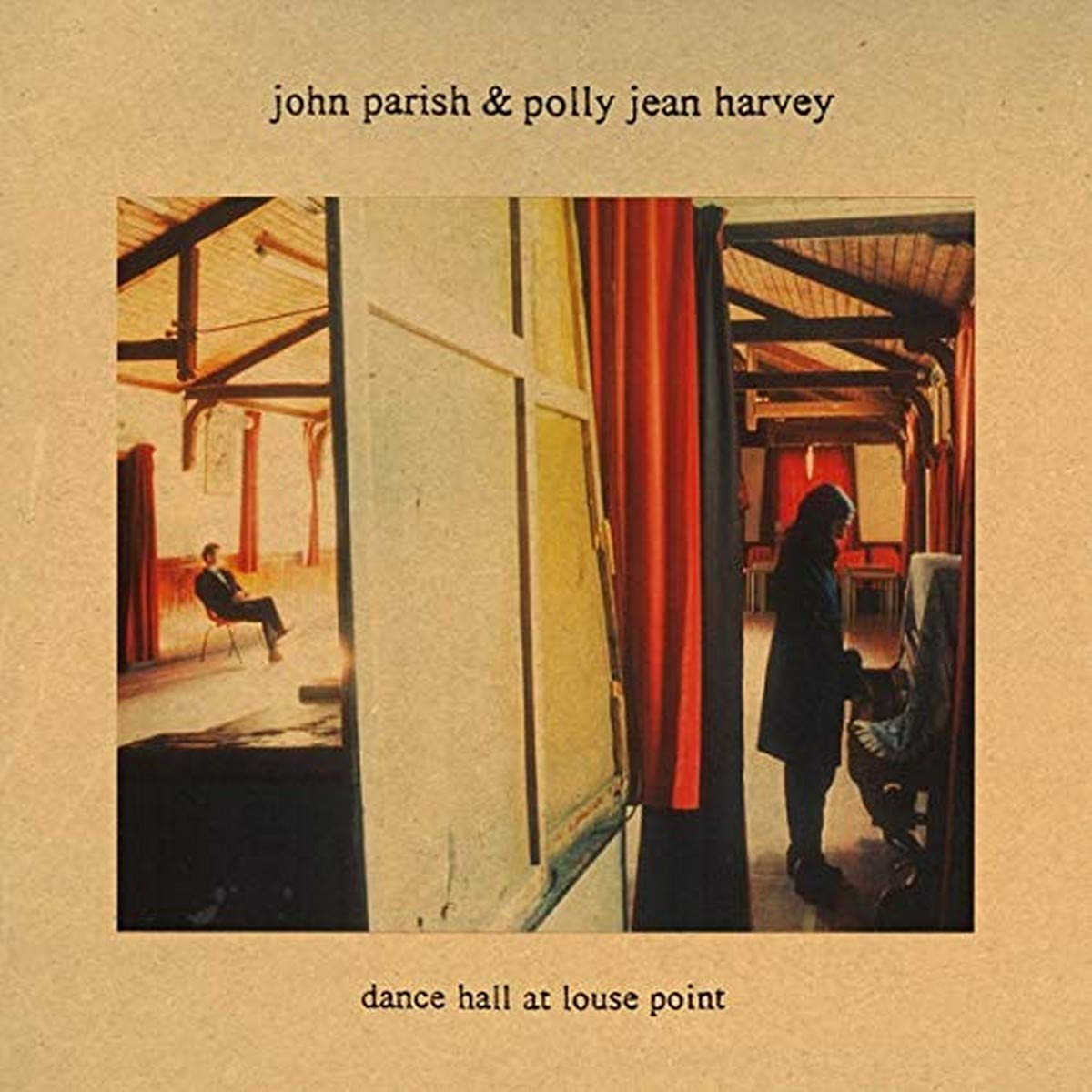 John Parish And Polly Jean Harvey - Dance Hall At Louse Point (1996) [FLAC] Download