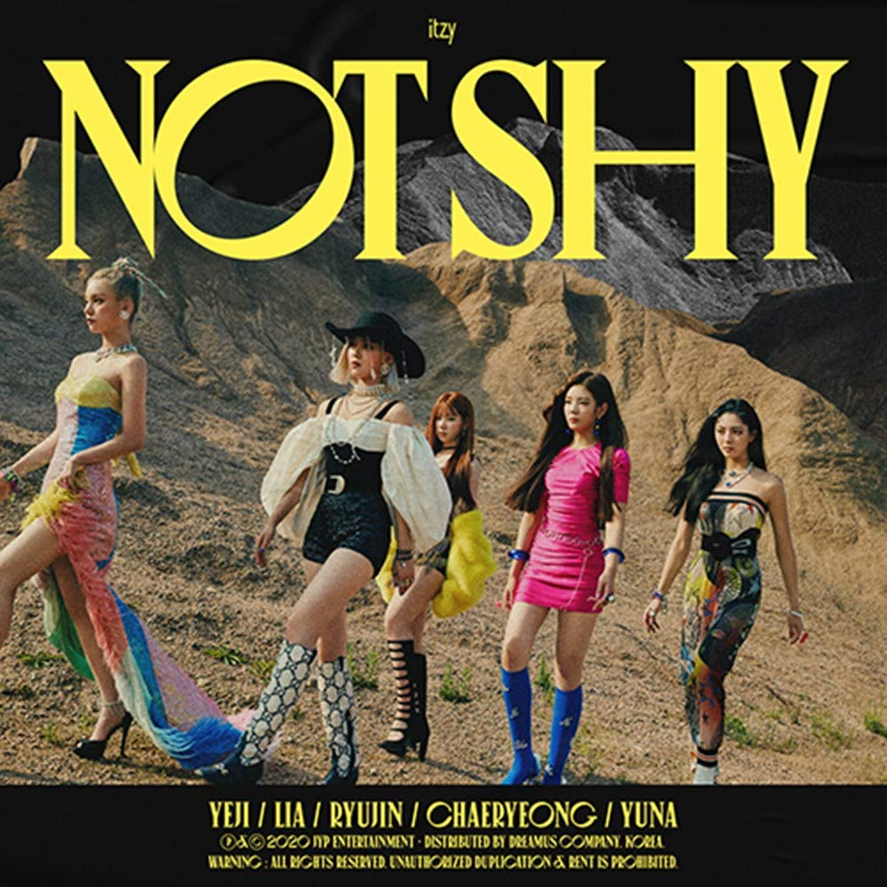 ITZY - Not Shy (2020) [FLAC] Download