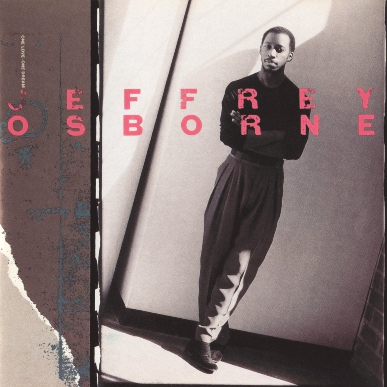 Jeffrey Osborne - One Love - One Dream (1988) [FLAC] Download