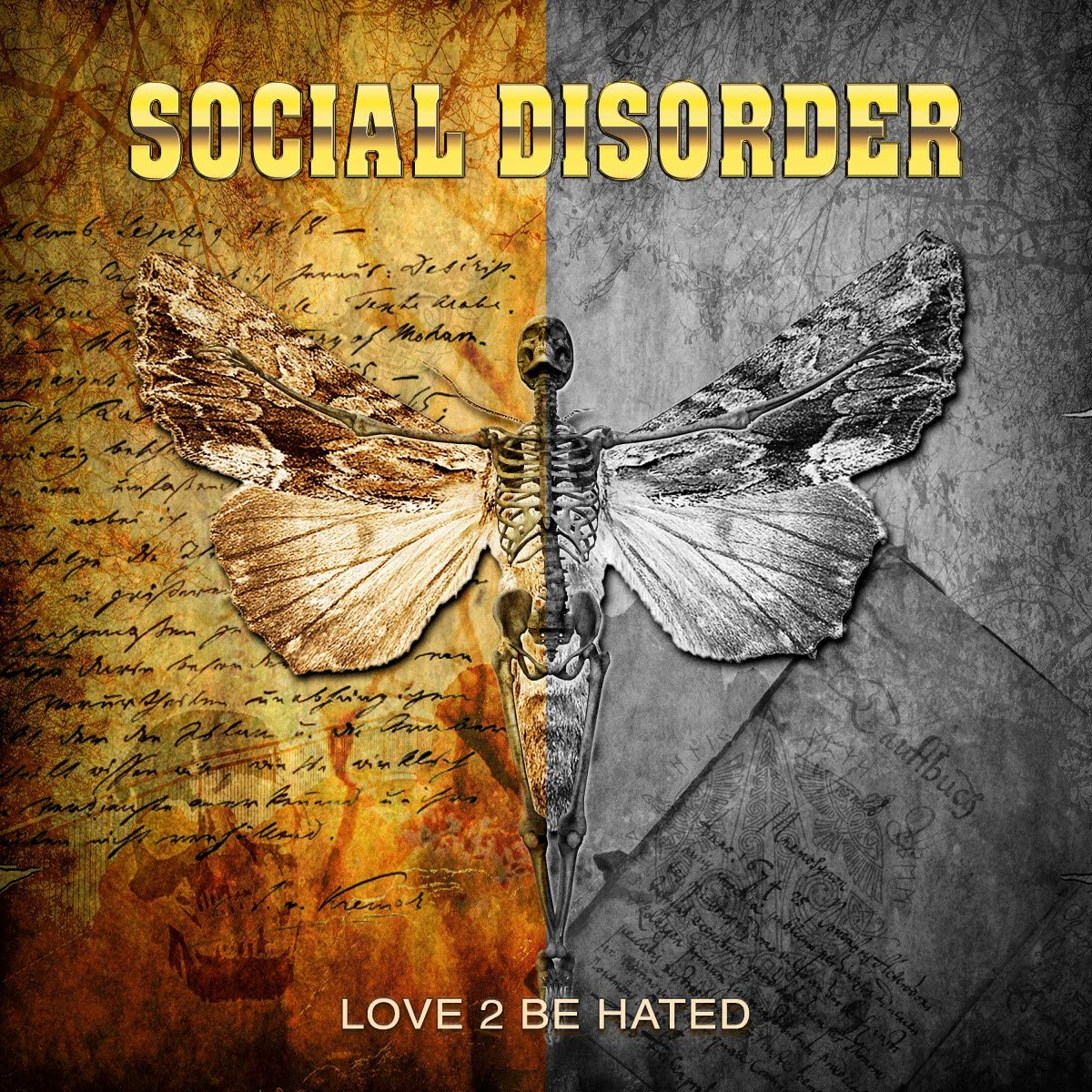 Social Disorder - Love 2 Be Hated (2021) [FLAC] Download
