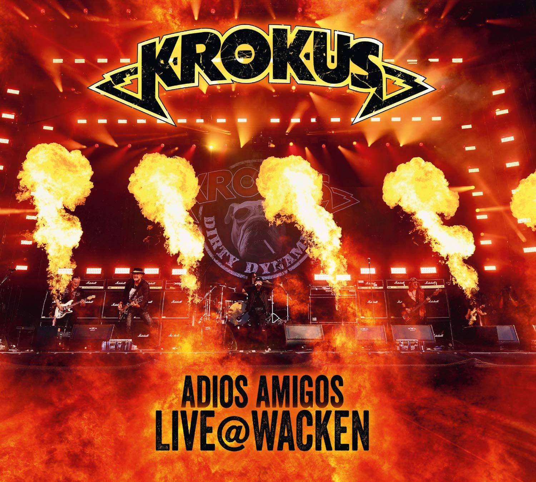 Krokus - Adios Amigos  Live @ Wacken (2021) [FLAC] Download