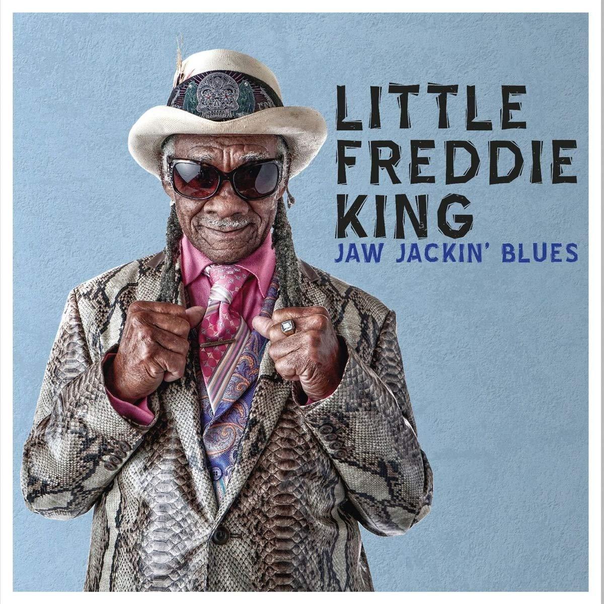 Little Freddie King – Jaw Jackin' Blues (2020) [FLAC]