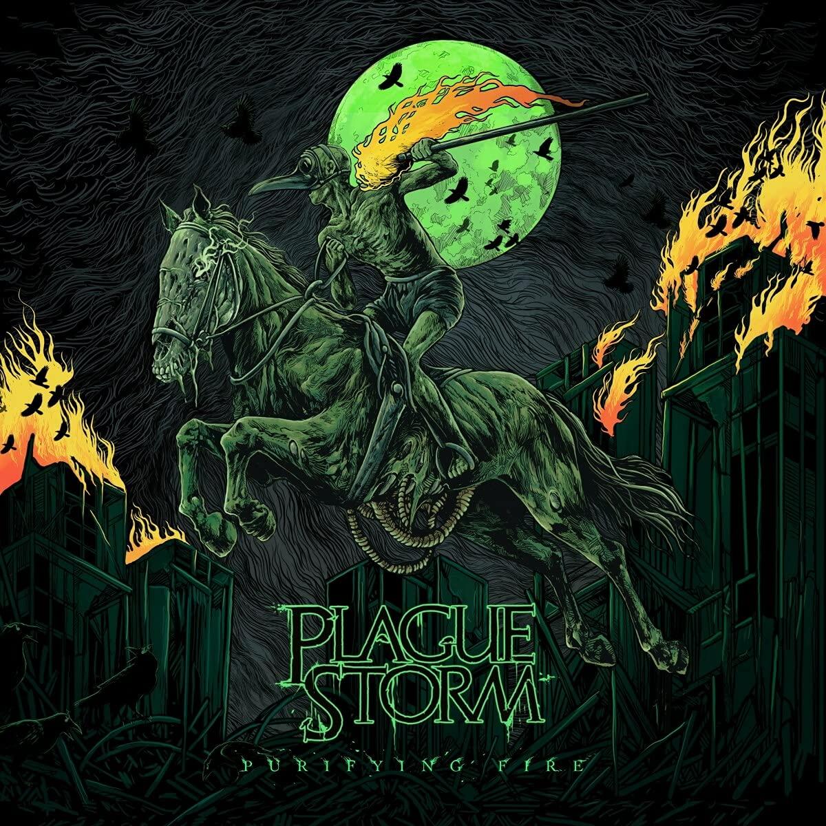 Plaguestorm – Purifying Fire (2021) [FLAC]