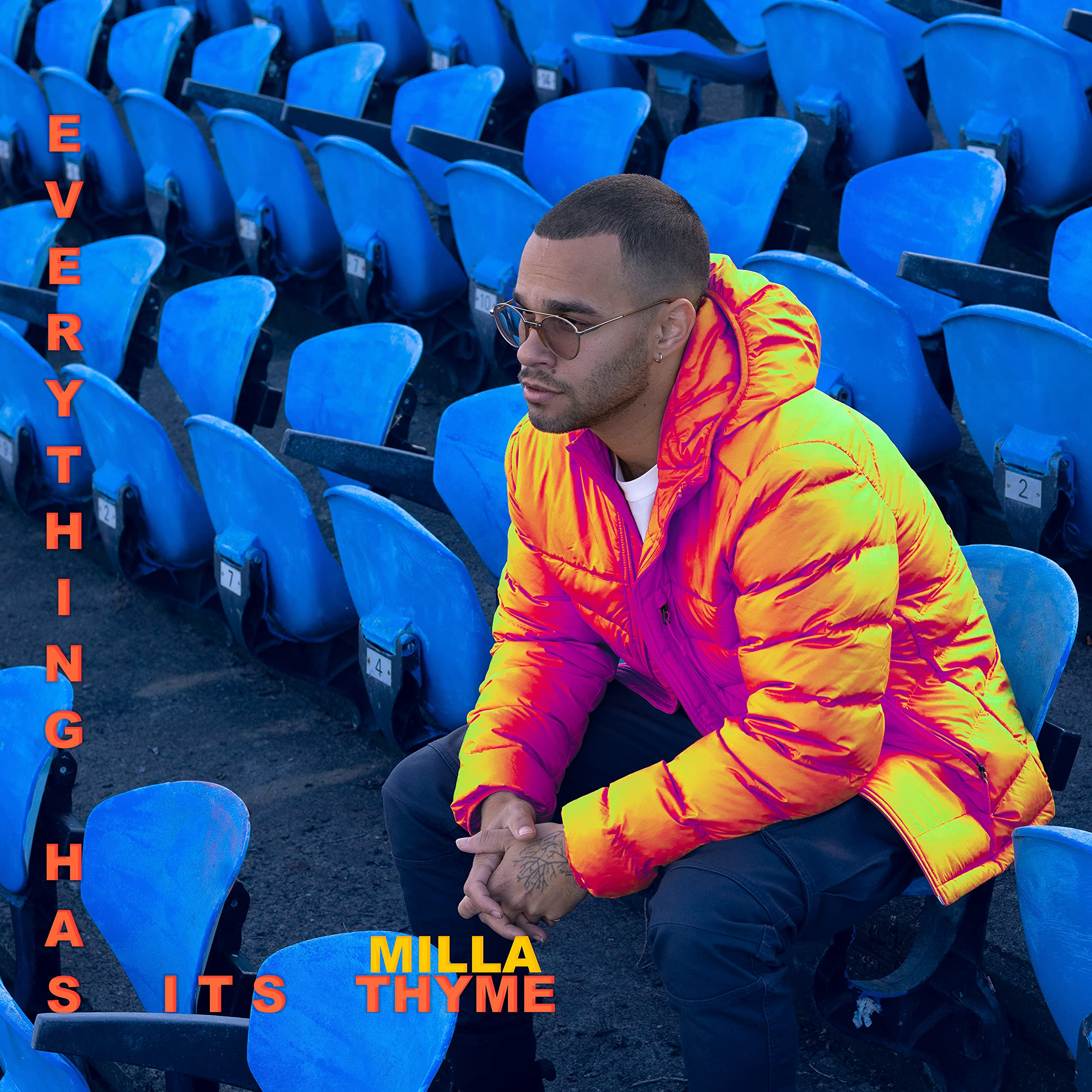 Milla Thyme - Everything Has Its Thyme (2021) [FLAC] Download