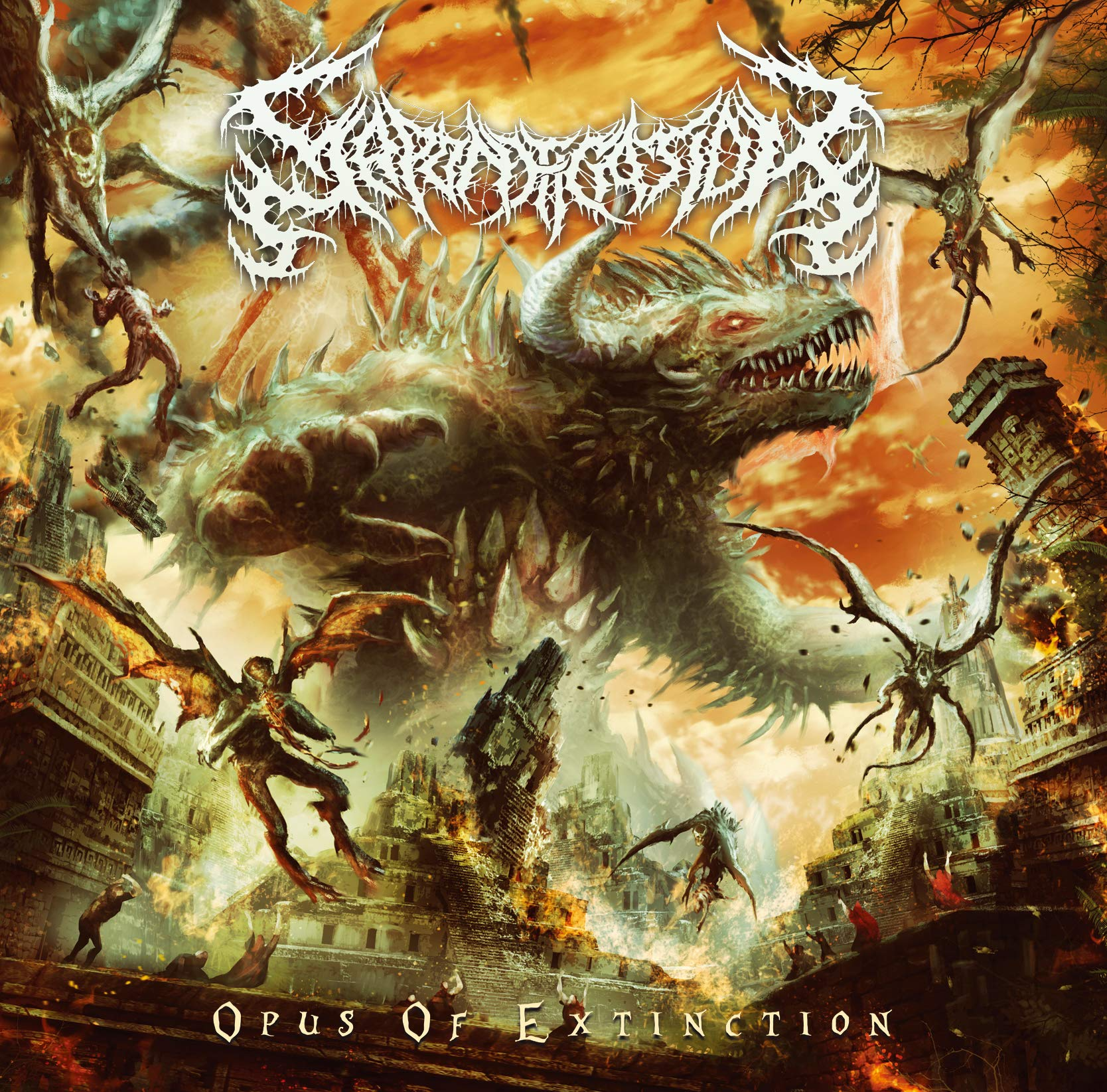 Saponification - Opus of Extinction (2021) [FLAC] Download