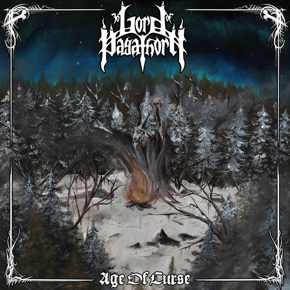 Lord of Pagathorn - Age of Curse (2021) [FLAC] Download