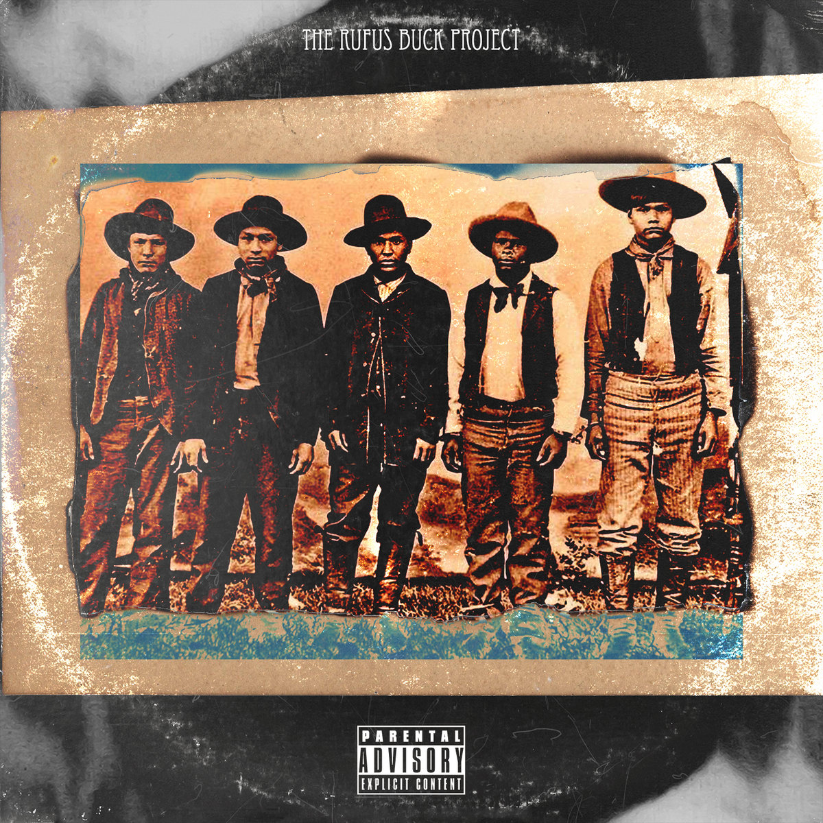 Jamil Honesty X HxlySmxkes - The Rufus Buck Project (2021) [FLAC] Download