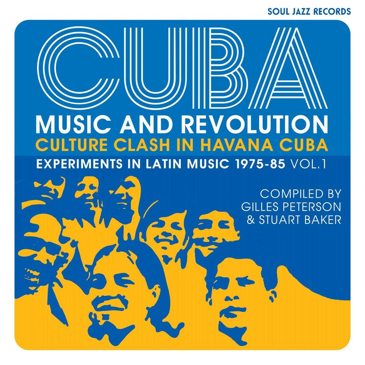 VA - Cuba Music and Revolution  Experiments in Latin Music 1975-85 Vol.1 (2021) [FLAC] Download