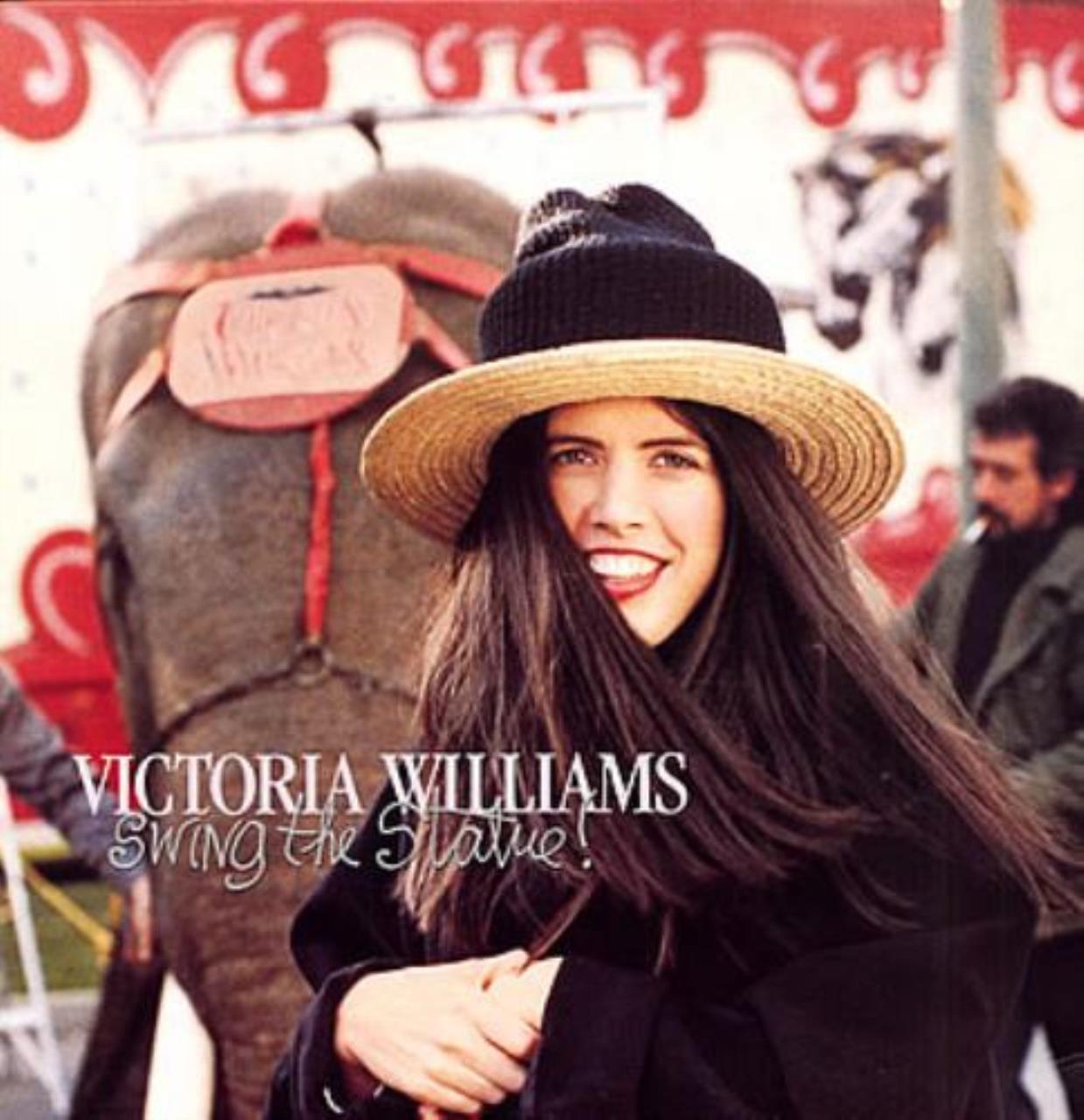 Victoria Williams - Swing The Statue (1994) [FLAC] Download