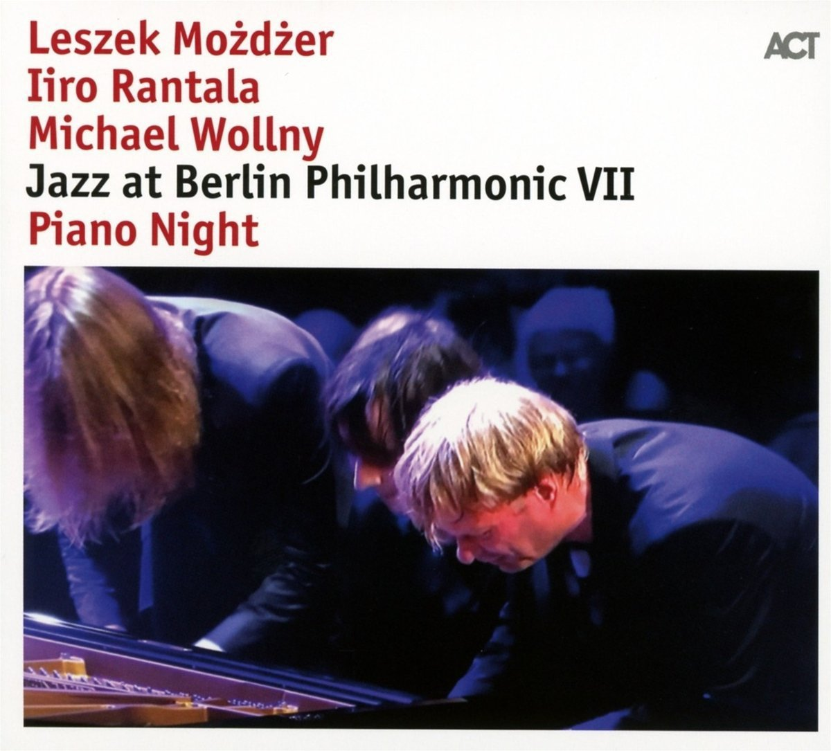 VA - Jazz At Berlin Philharmonic VII: Piano Night (2017) [FLAC] Download