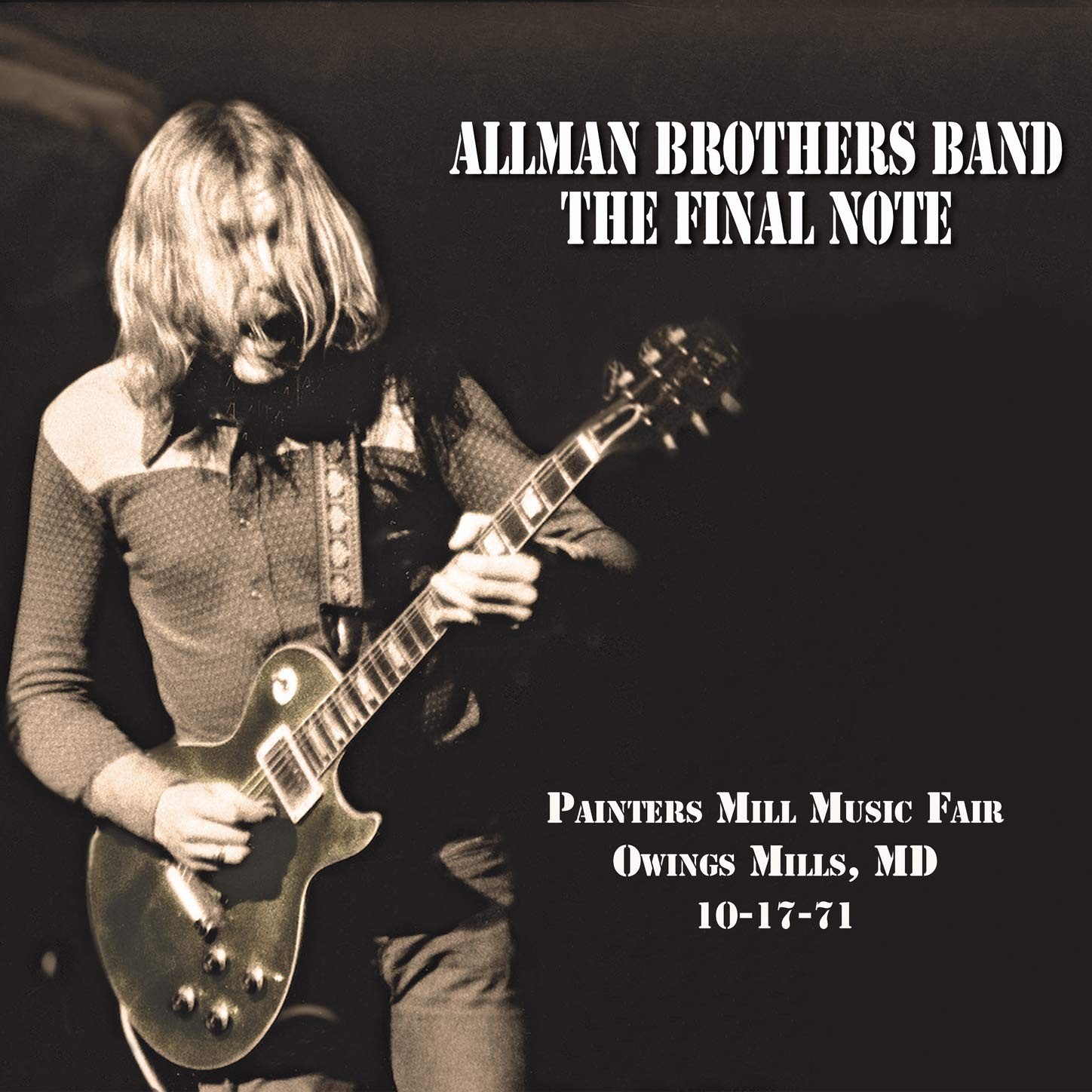 The Allman Brothers Band - The Final Note (2020) [FLAC] Download