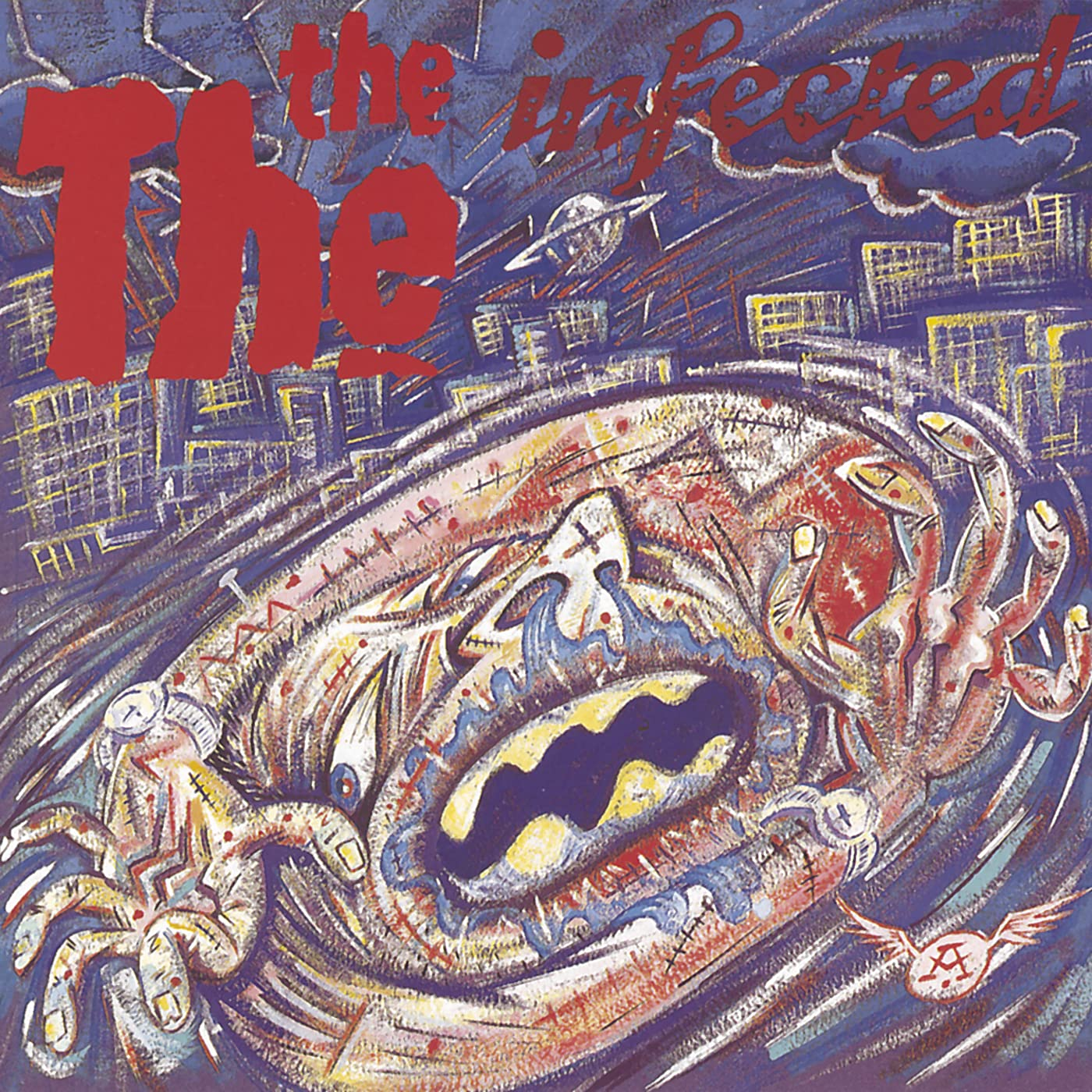 The The - Infected (1987) [FLAC] Download