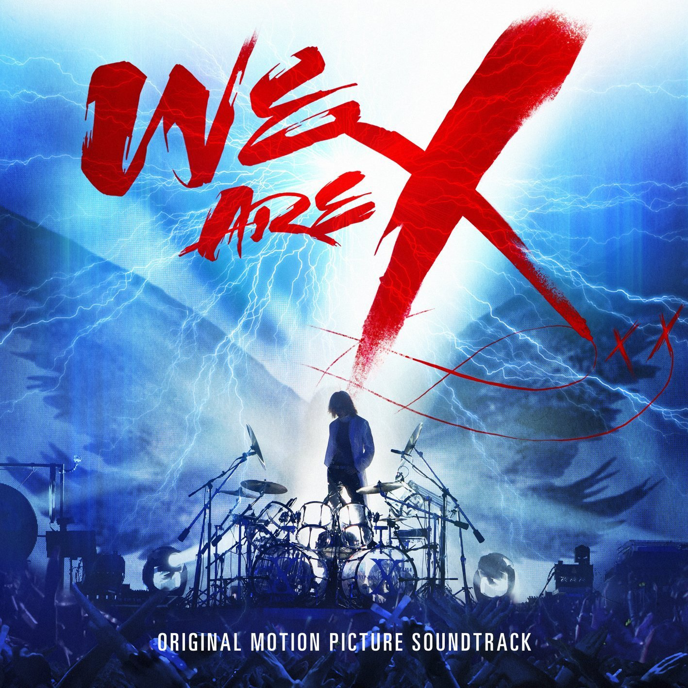 X Japan - We Are X: Original Motion Picture Soundtrack (2017) [FLAC] Download