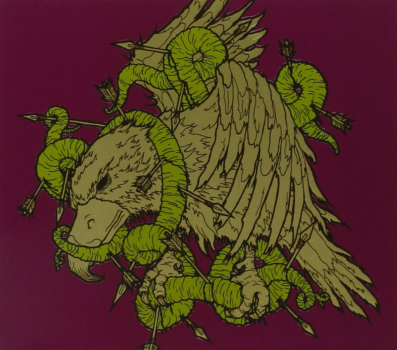Zozobra - Bird of Prey (2008) [FLAC] Download