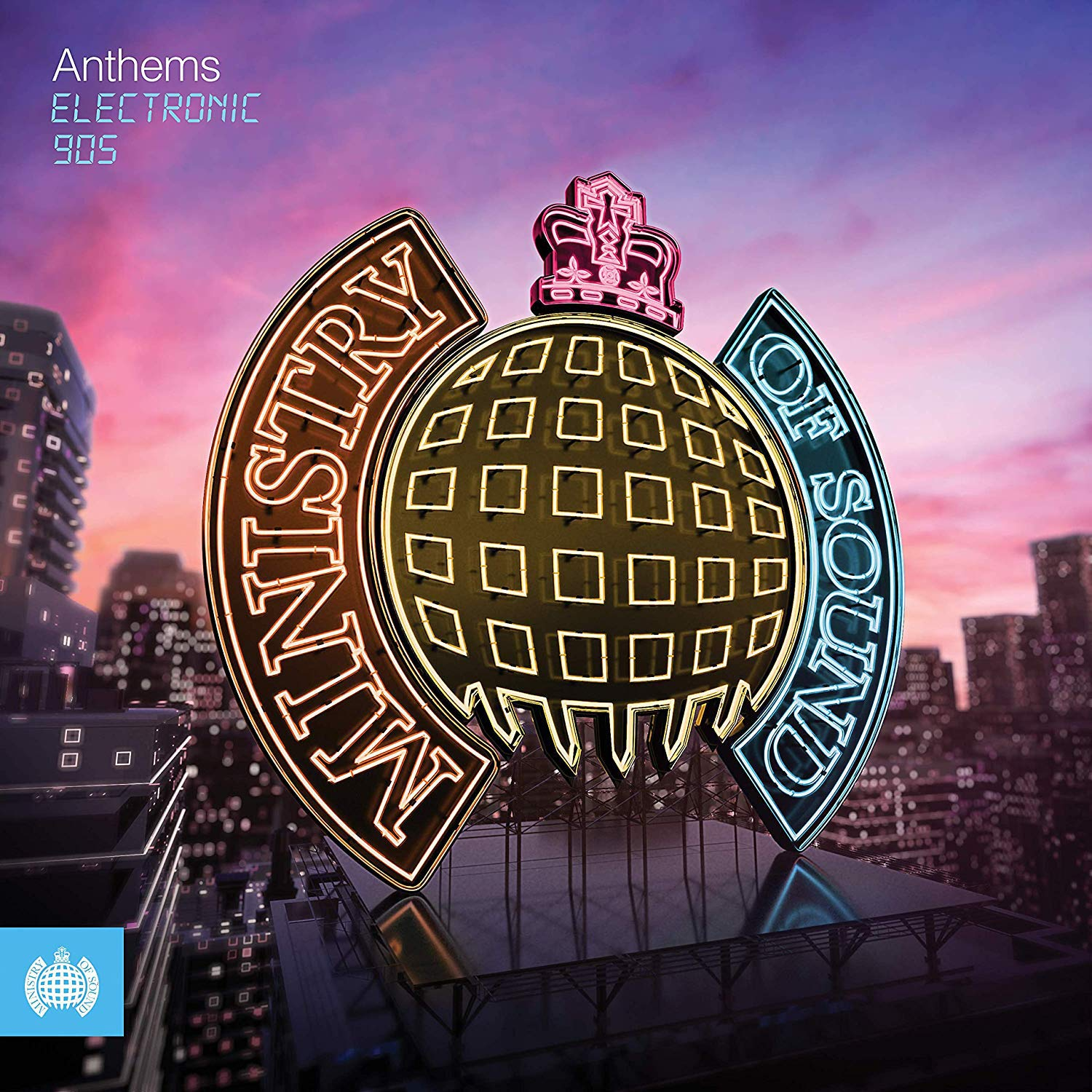 VA - Ministry of Sound Anthems Electronic 90s (2019) [FLAC] Download