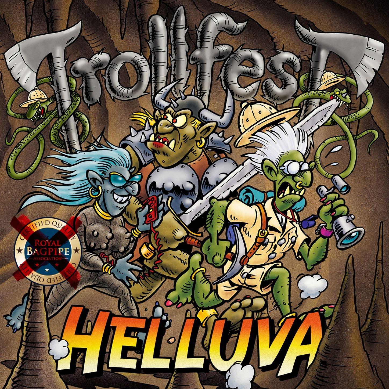 Trollfest - Helluva (2017) [FLAC] Download