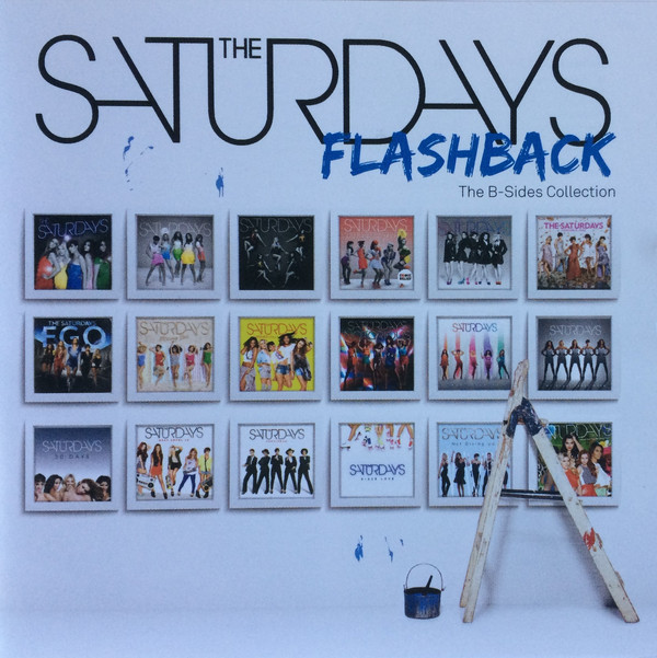 The Saturdays - Flashback The B-Sides Collection (2014) [FLAC] Download
