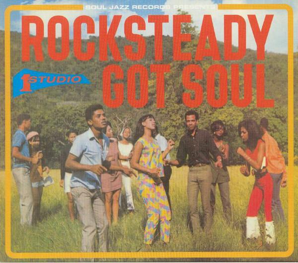 VA - Rocksteady Got Soul (2021) [FLAC] Download