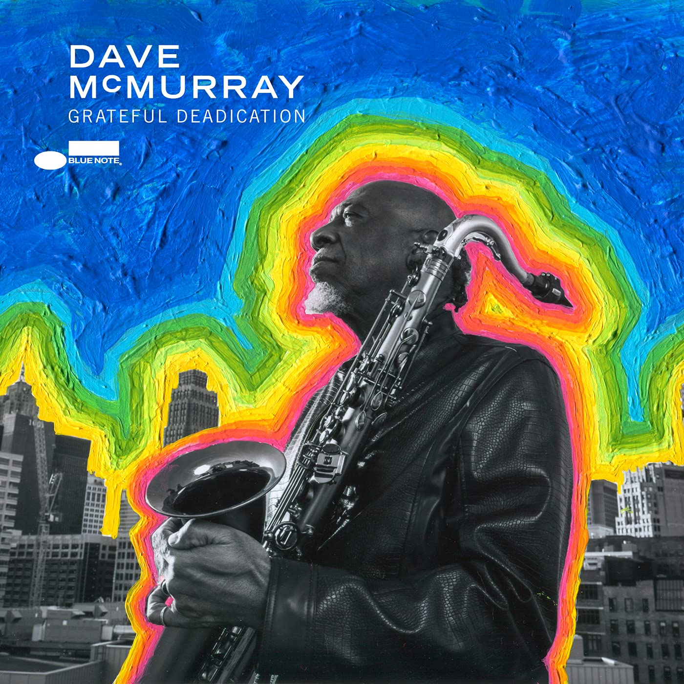 Dave McMurray - Grateful Deadication (2021) [FLAC] Download