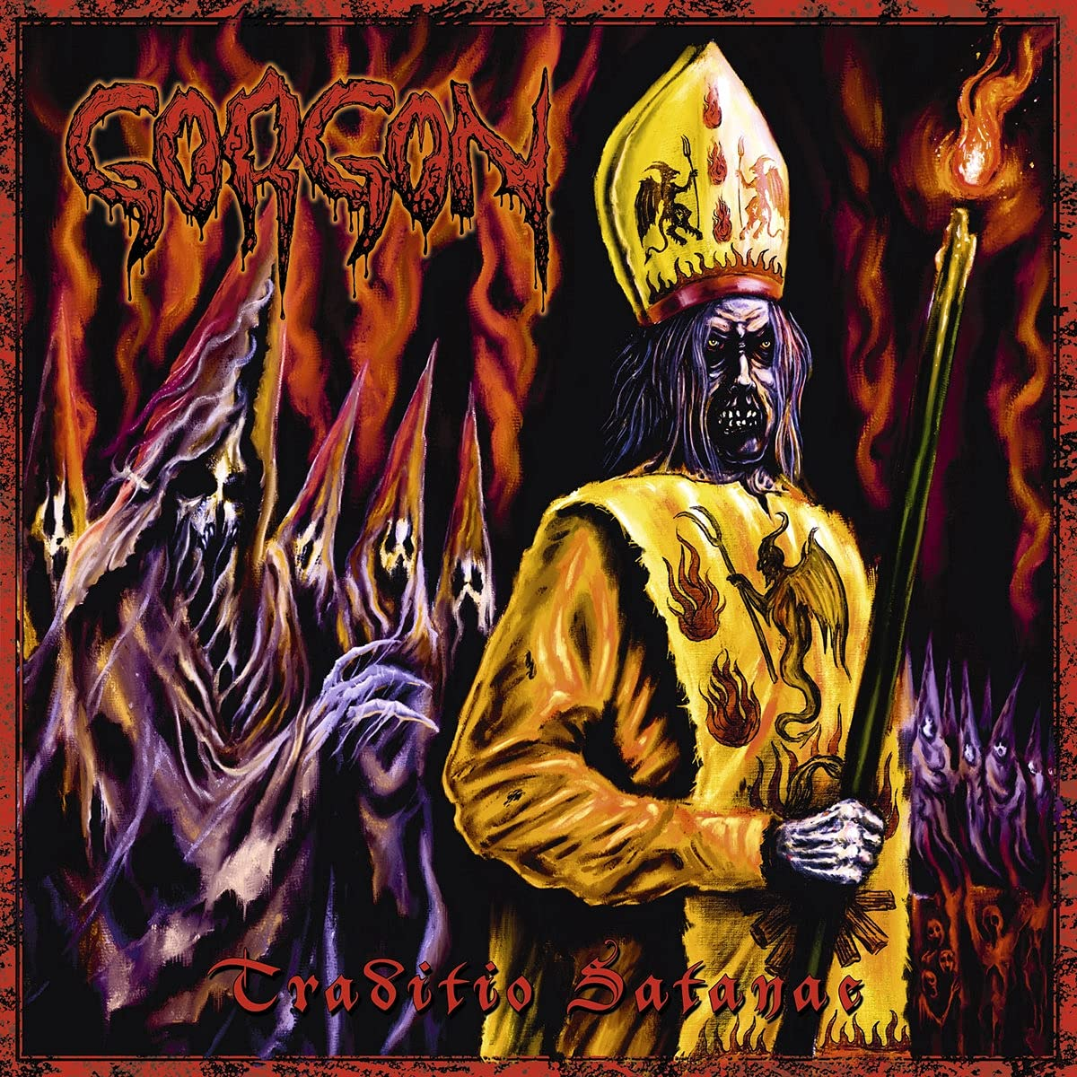 Gorgon - Traditio Satanae (2021) [FLAC] Download