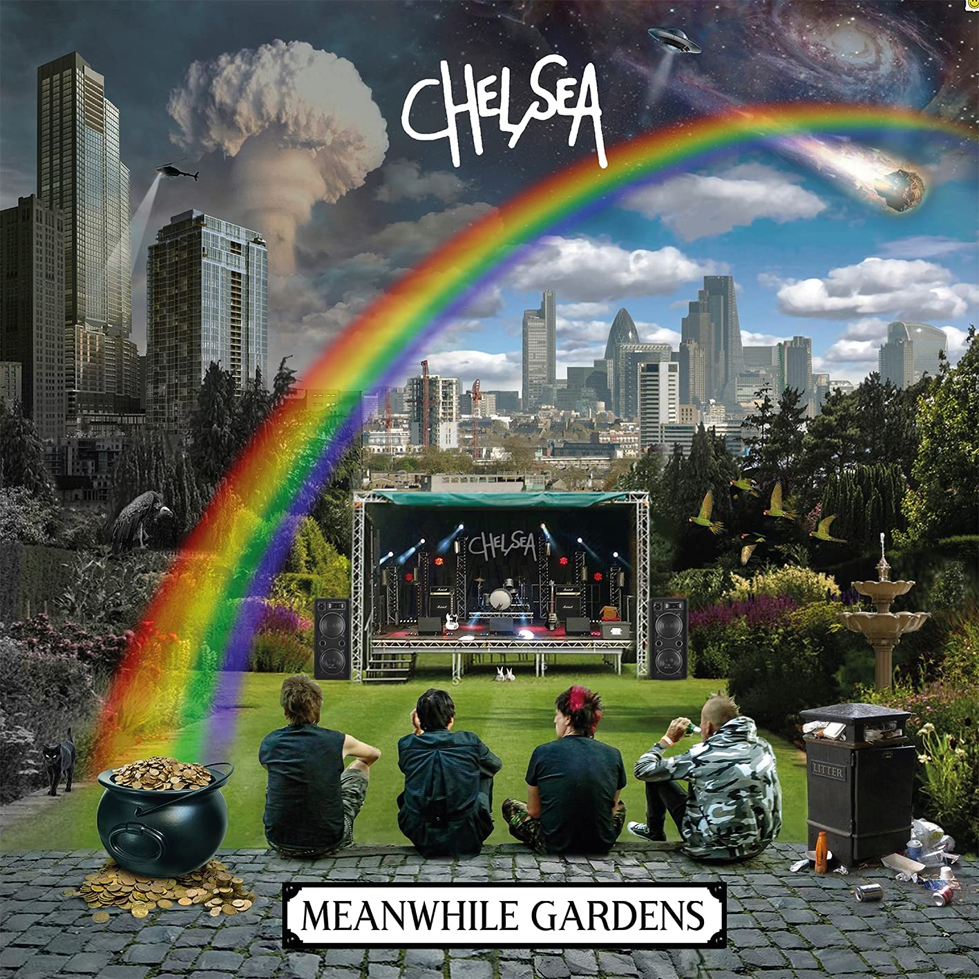 Chelsea - Meanwhile Gardens (2021) [FLAC] Download